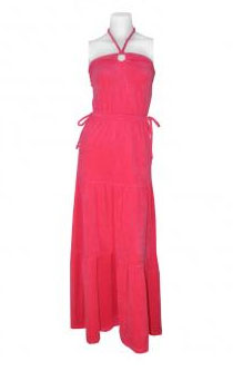 Juicy Couture - Pink Maxi Dress