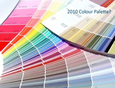 2010 colours
